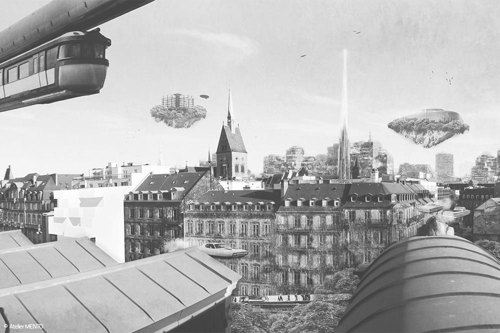Strasbourg 2050 Envisager la ville de demain